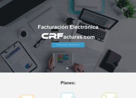 crfacturas.com