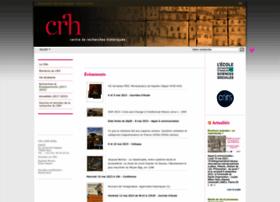 crh.ehess.fr