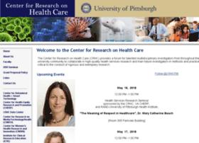 crhc.pitt.edu