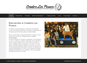 criaderolospicasos.com.ar