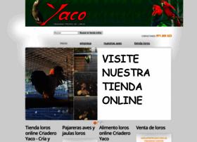 criaderoyaco.com
