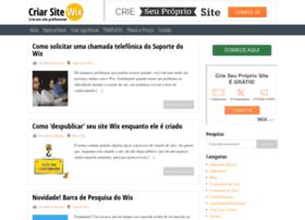 criarsitewix.com