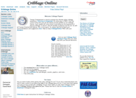 cribbageonline.net