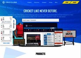 cricclubs.com