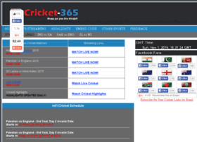 cricket-365.me