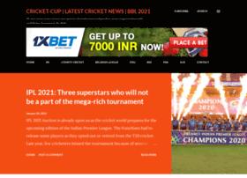 cricket-cup.blogspot.com