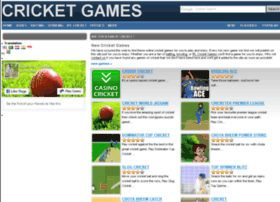 cricket-games.net