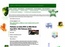 cricket-worldcup2011news.blogspot.com