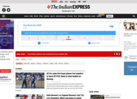 cricket.expressindia.com