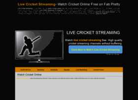 cricket.fabpretty.com