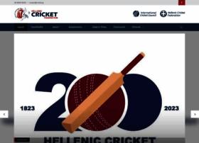 cricket.gr