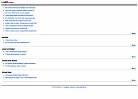 cricket.rediff.com