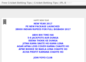 cricketbetting-tips.blogspot.com