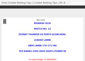 cricketbetting-tips.blogspot.in