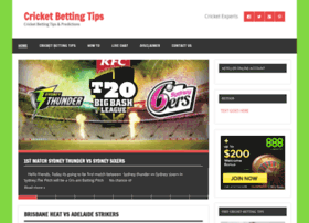 cricketbettingline.com