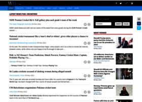 cricketers.com