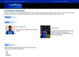cricketforindia.com
