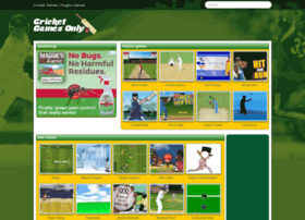 cricketgamesonly.com