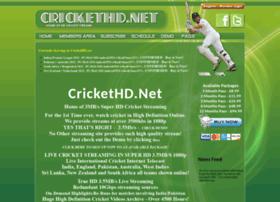 crickethd.net