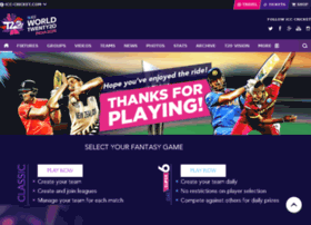 cricketicc.fantasyleague.com