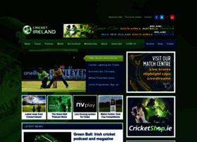 cricketireland.ie