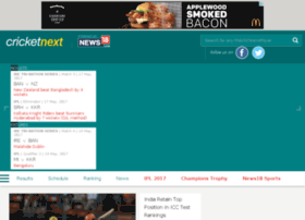 cricketnext.in.com