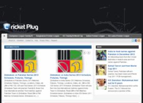 cricketplug.com