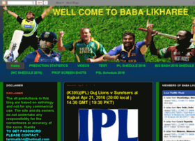 cricketpredic.com