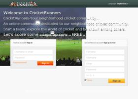 cricketrunners.com