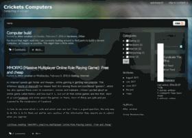 cricketscomputers.com