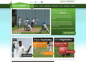 cricketshed.com