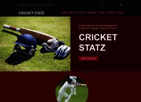 cricketstatz.com