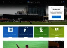 cricketvictoria.com.au