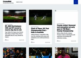 cricketwall.com