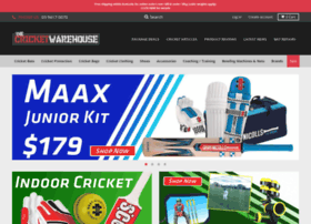 cricketwarehouse.com.au