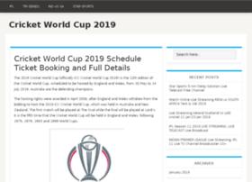 cricketworldcup2015australia.com