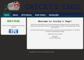 crickystags.co.uk