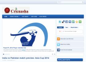 cricnasha.blogspot.in