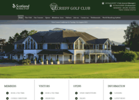 crieffgolf.co.uk