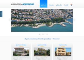 crikvenica-apartment.net