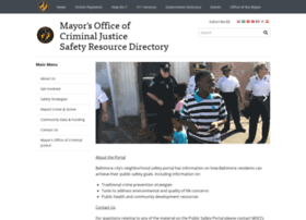 crime.baltimorecity.gov