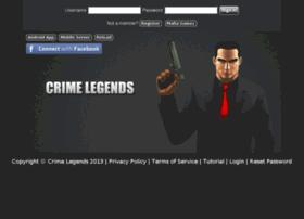 crimelegend.com