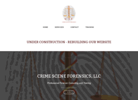 crimescene-forensics.com