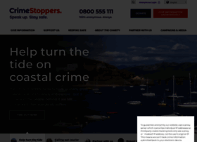 crimestoppers-uk.org