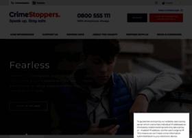 crimestoppers-uk.org