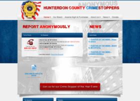 crimestoppershunterdon.com