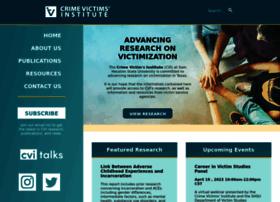 crimevictimsinstitute.org