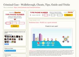 criminal-case-cheats.blogspot.com