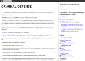 criminaldefenseblog.blogspot.com