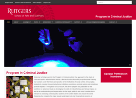 criminaljustice.rutgers.edu